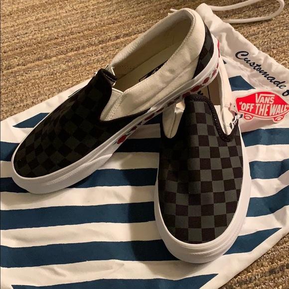 Vans Shoes | Custom Vans Slip Ons